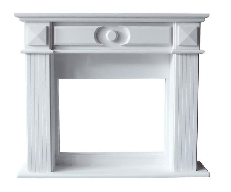 камин · мраморный портал